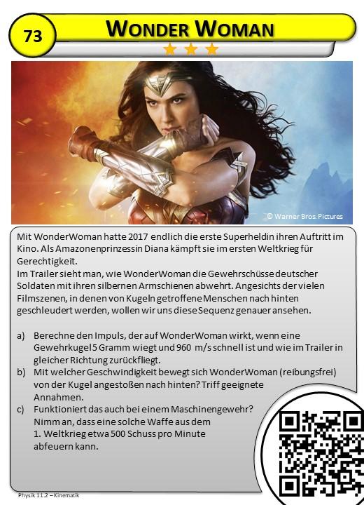 WonderWoman #1 (Filmphysik)