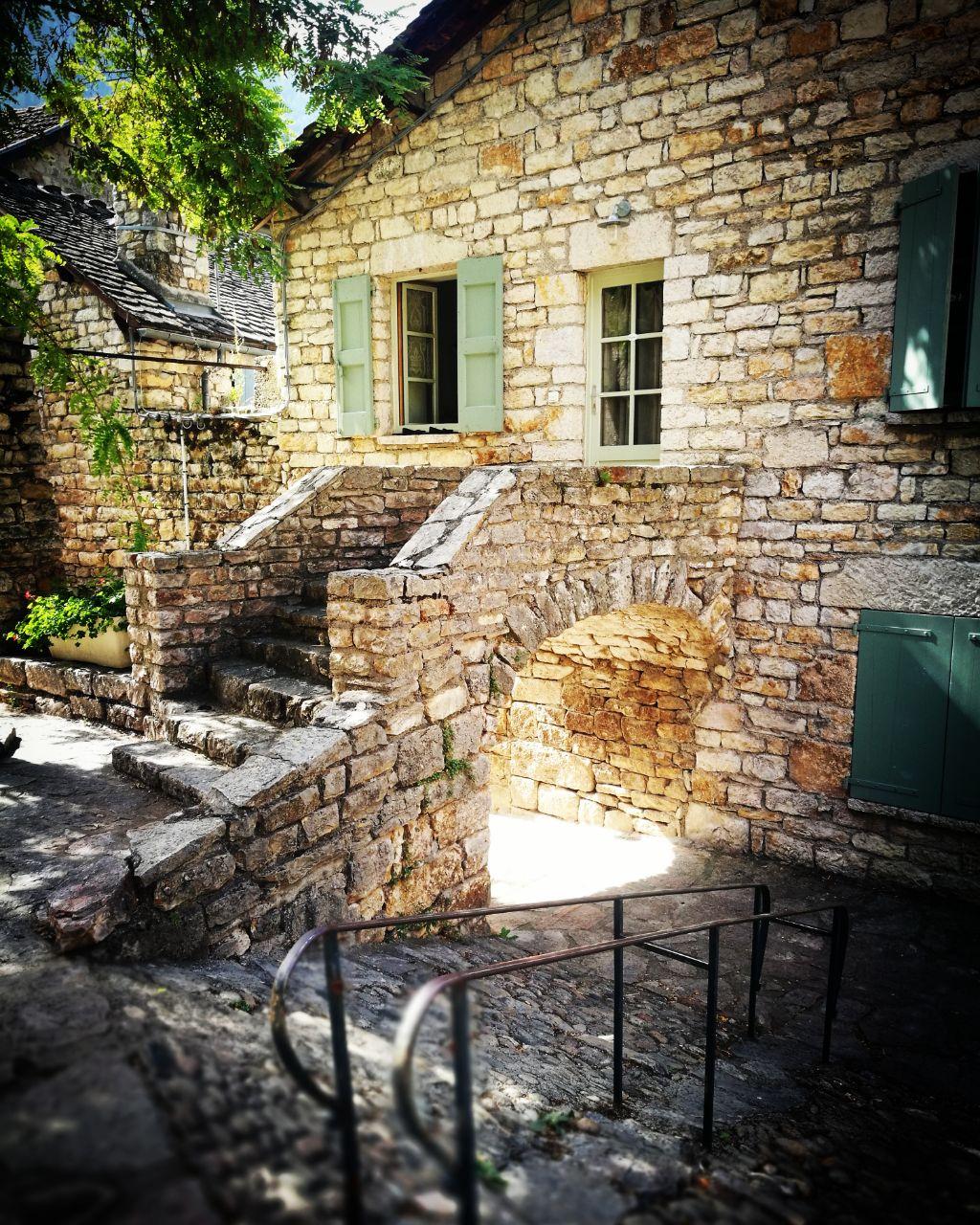 Urlaubstagebuch #5: Sainte-Énimie
