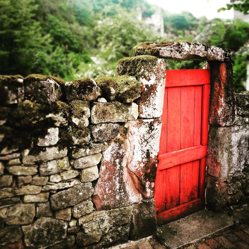 Urlaubstagebuch #6: Die Tür