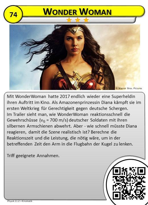 WonderWoman #2 (Filmphysik)