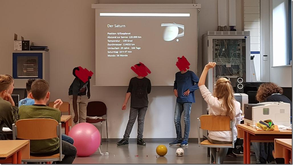 Wirklich wunderbarer Physikunterricht (1)