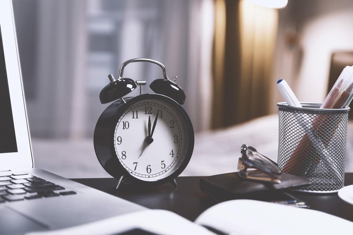 Arbeitszeiterfassung oder: Wie faul sind Sie eigentlich?