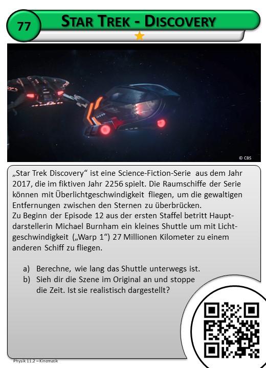 Physik von Star Trek