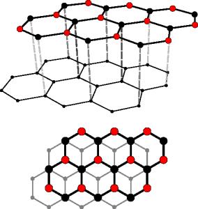 Graphitstruktur