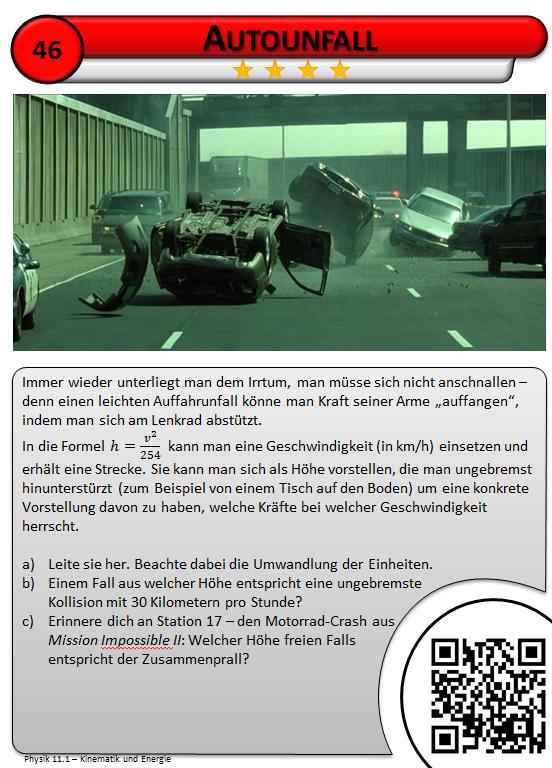 Autofahr-Physik – halbtagsblog